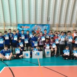Turniej Finałowy rozgrywek Kinder + Sport w kategorii CZWÓREK chłopców