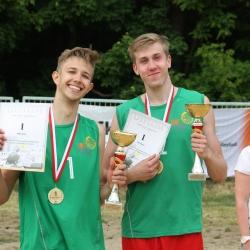 Mistrzostwa woj.podlaskiego w piłce siatkowej Juniorów