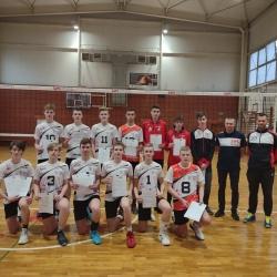 Regionalny Turniej Nadziei Olimpijskich w siatkówce chłopców