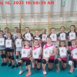 Turnieje eliminacyjne Kinder Sport trójek dziewcząt