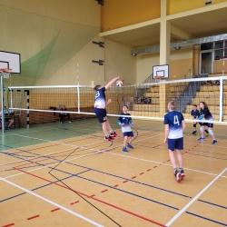 Drugi turniej eliminacyjny Kinder Sport w kategorii trójek chłopców