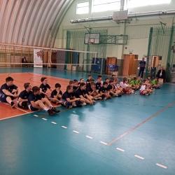 Pierwszy turniej eliminacyjny Kinder Sport w kategorii dwójek chłopców