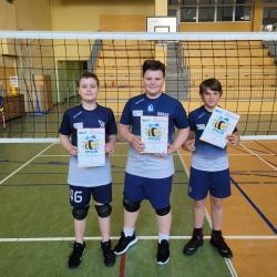 Drugi  turniej eliminacyjny Kinder Sport w kategorii dwójek chłopców