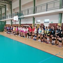 Drugi  turniej eliminacyjny Kinder Sport w kategorii czwórek dziewcząt