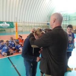 Finał Kinder Sport Trójek