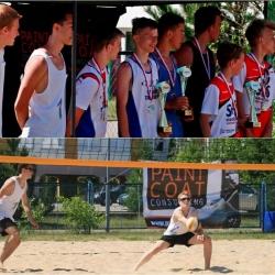Mistrzostwa Województwa Podlaskiego w siatkówce plażowej młodzików